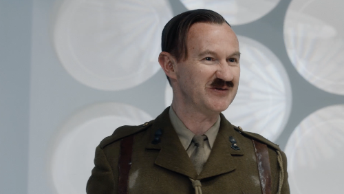 Mark Gatiss in scene, WW1 (1914). For more images, see Doctor Who Galleries