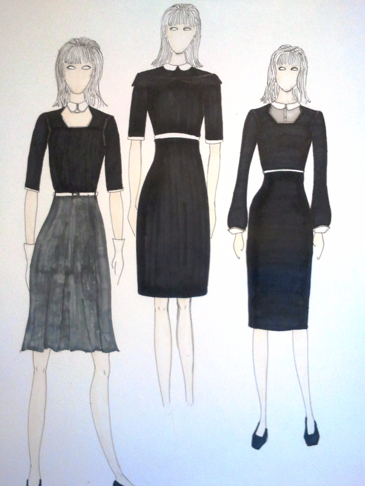 1962 Costume Design for Lead Actress