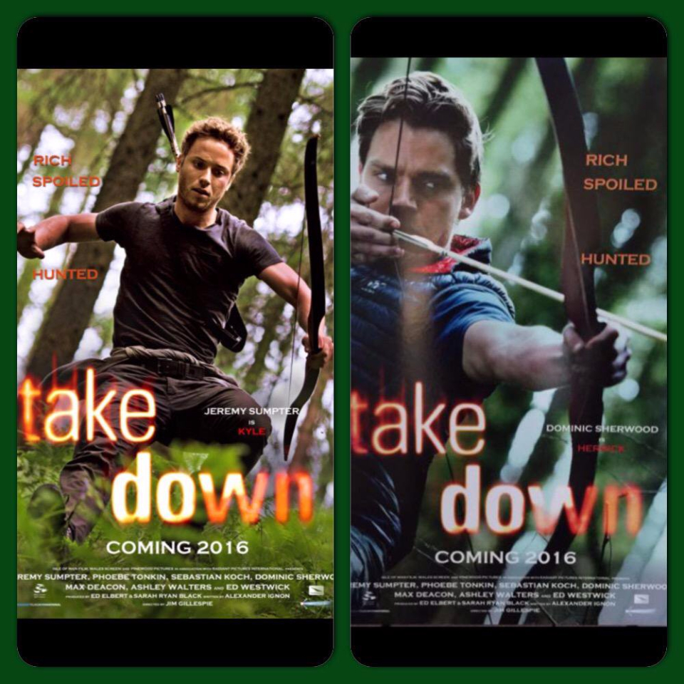 Take Down (2016) Feature Film