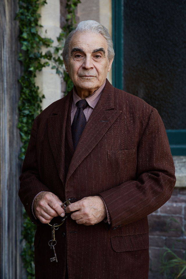 David Suchet as 'The Landlord'