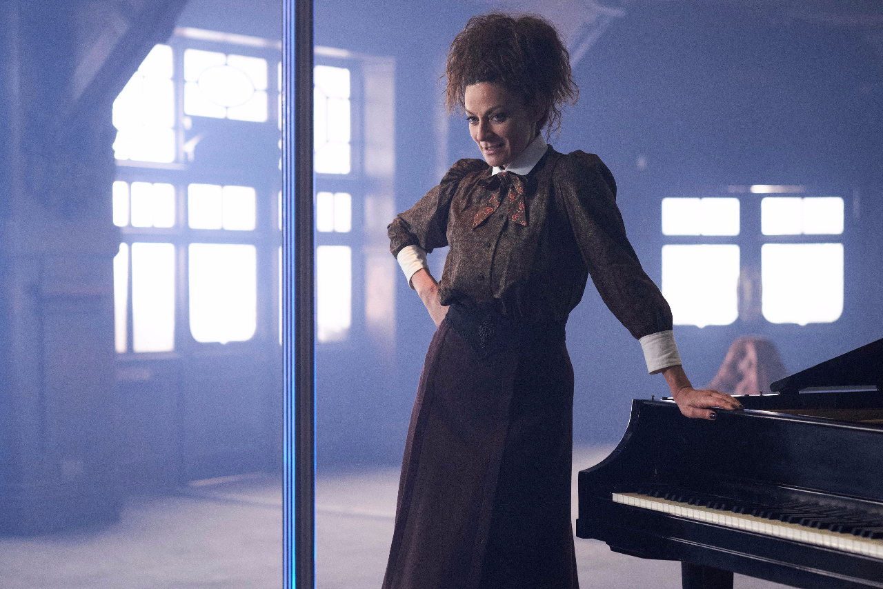 'Missy' played  by Michelle Gomez in new look