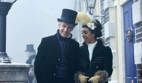 please see Doctor Who Galleries for images of Historical Costumes within the show