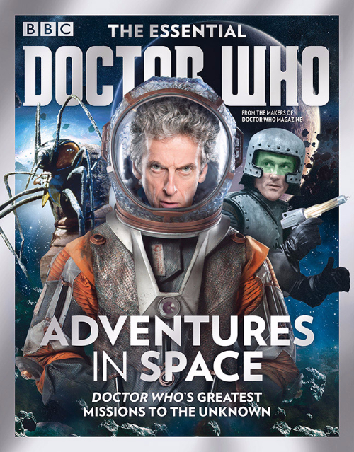 June 2017 - The Essential Doctor Who: Adventures in Space