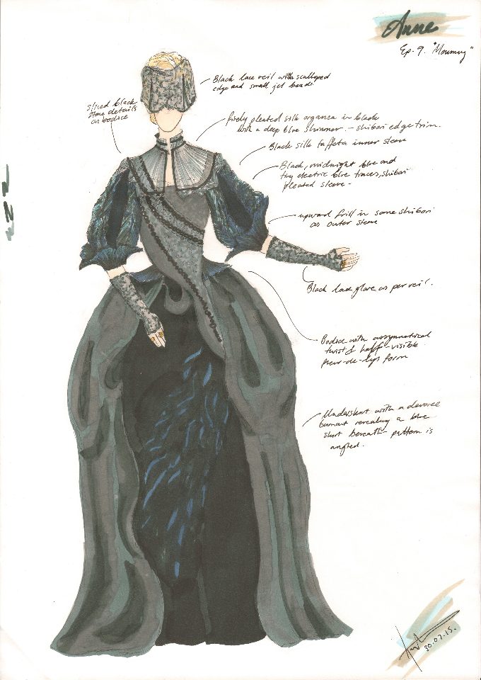 Funeral/ Mourning Dress