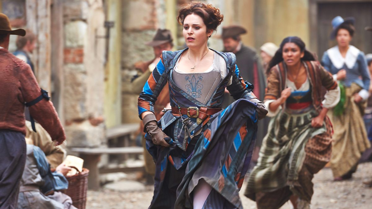 constance, episode 6 of series 3, new costume