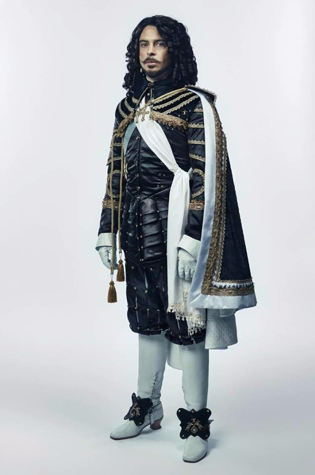 Studio Portrait, costume from episode 1-2