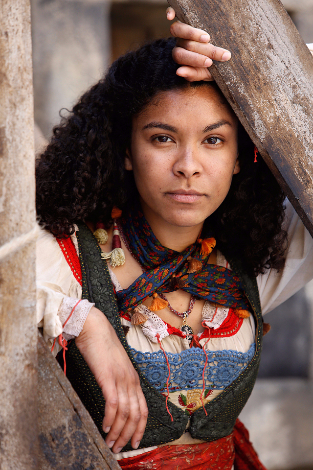 Thalissa Teixera as Sylvie in series 3